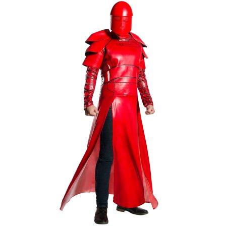 Star Wars Episode Viii   The Last Jedi Deluxe Adult Praetorian Guard Costume