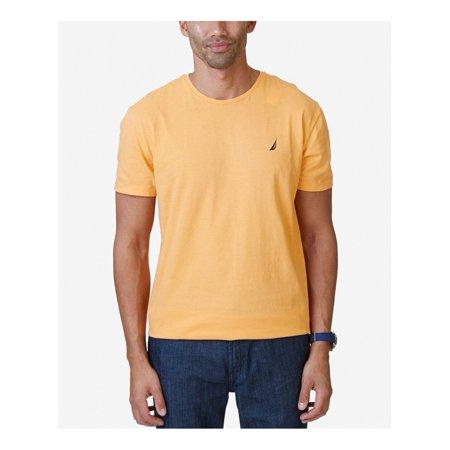 Nautica Mens Sublimated Back Graphic T-Shirt orangesrbet XL - image 1 of 2