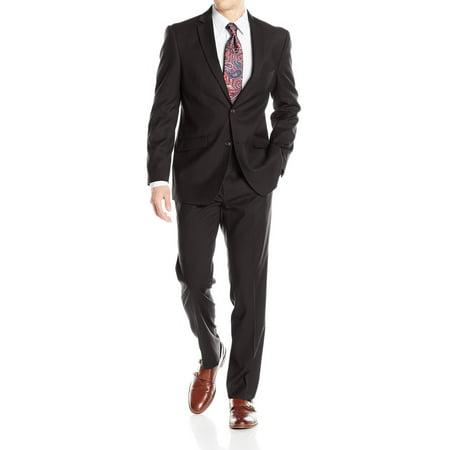Mens Single Breat Two Button Suit 42