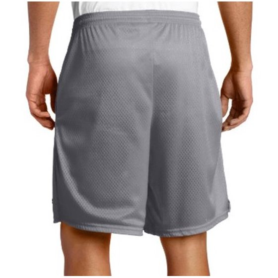 71632aee01872 Champion - Men's Long Mesh Shorts with Pockets - Small - Athletic ...
