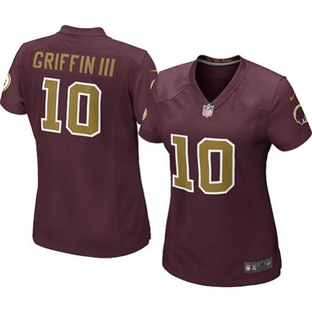 check out c4778 2120f Robert Griffin III Washington Redskins Nike Women's Game Day ...