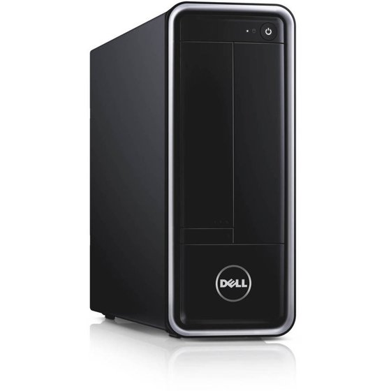Dell Black 3000 (3647) Desktop PC with Intel Core i5-4460S Processor, 8GB  Memory, 1TB Hard Drive and Windows 10 Home (Monitor Not Included)
