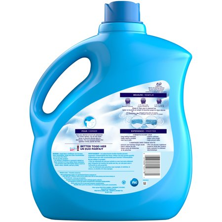 how to clean a liquid fabric softener dispenser