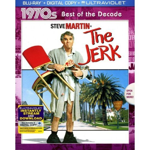 The Jerk (1970s Best Of The Decade) (Blu-ray + Digital Copy + UltraViolet) (With INSTAWATCH) (Widescreen)