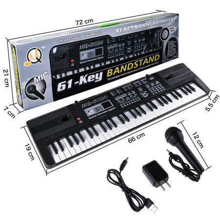 piano keyboard music digital piano electric keyboards for kids musical instrument usb multi. Black Bedroom Furniture Sets. Home Design Ideas