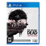 The Walking Dead: The Telltale Definitive Series, Skybound Games, PlayStation 4, 811949031631