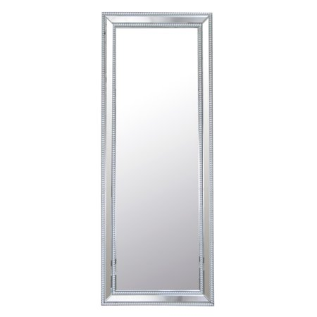 Abbyson Venice Studded Leaning Floor Mirror - Walmart.com