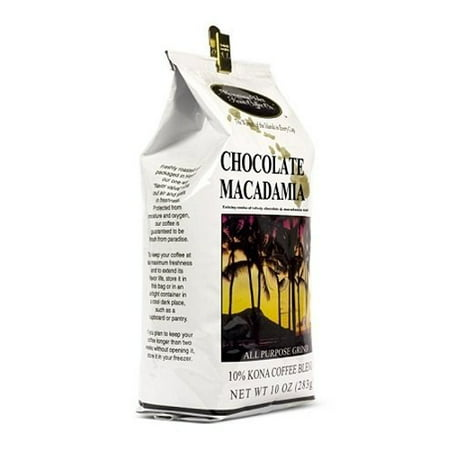 Hawaiian Isles Kona Coffee Hawaiian Isles Coffee, 10 oz