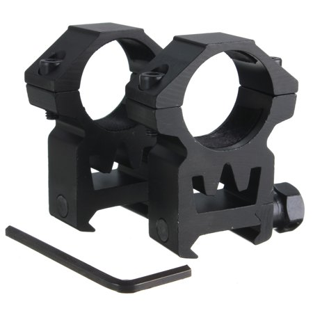 Picatinny Rail Scope Mounts - 2pcs Flashlight Scope Mount Bracket Clip huntingscopesopticslaser Holder For Picatinny Weaver Rail Laser
