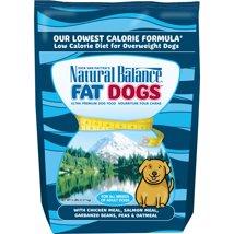 Dog Food: Natural Balance Fat Dogs