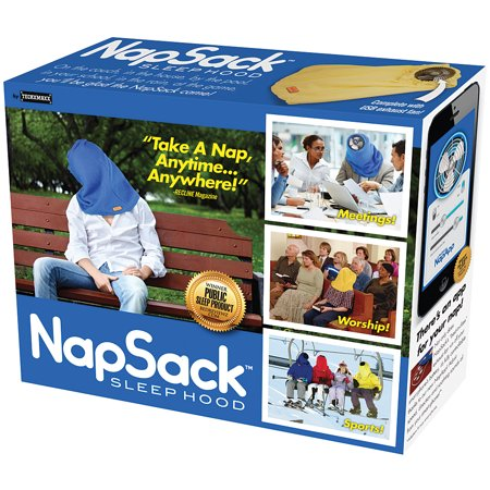 Birthdays & Holidays Practical Joke Prank Gift Box Nap Sack w/ Built-in Fan