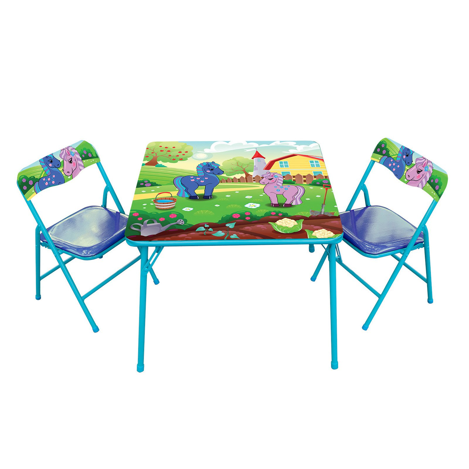 Gener8 Pony Table & Chairs