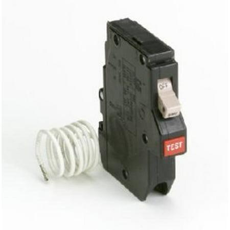 Cutler Hammer Br Circuit Breaker - Cutler Hammer CH115GF 1 Pole 15 Amp 120v Ground Fault Circuit Breaker GF GFI