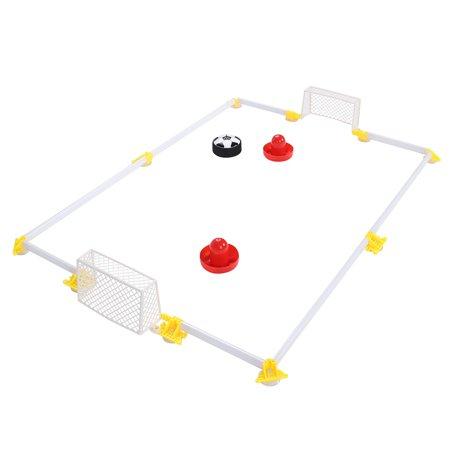 (Air Power Soccer Football Gate Set with Goal Sport Children Toys Training Kit Kids Toys)
