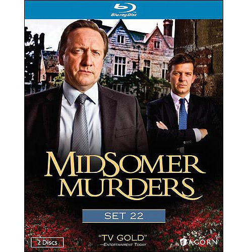 Midsomer Murders: Set 22 (Blu-ray) (Widescreen)