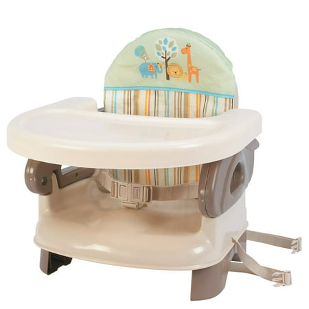 Summer Infant Deluxe Comfort Folding Booster Seat -