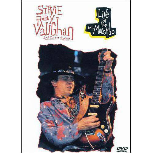Stevie Ray Vaughan & Double Trouble: Live At The El Mocambo (Music DVD)