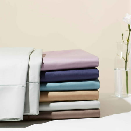 Hotel Style 600 Thread Count Solid Color Bedding Sheet -