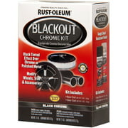 Rust-Oleum Blackout Chrome Kit