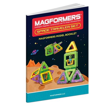 Best Magformers Space Traveler 35-Piece Magnetic Construction Set deal
