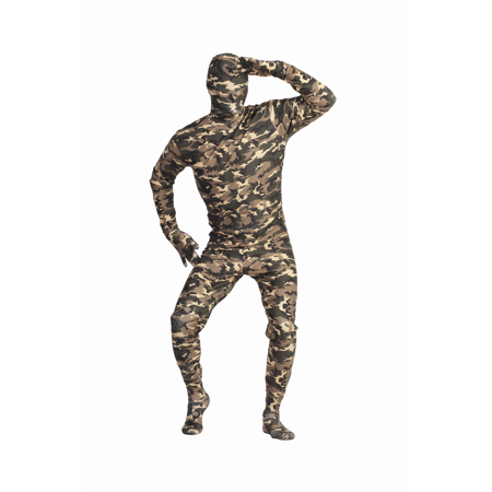 Invisible Halloween Costume (Invisible Camo Men Costume)