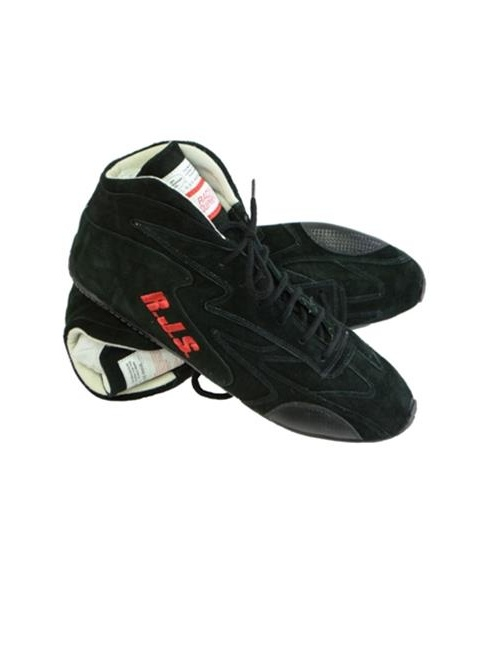 Racerdirect RJS SFI 3.3//20 Racing Boots SFI 20 FIRE Suit Boots FIRE Shoes Black Size 12