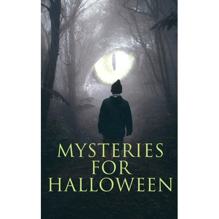 Mysteries for Halloween - eBook (Chester Bennington Halloween)