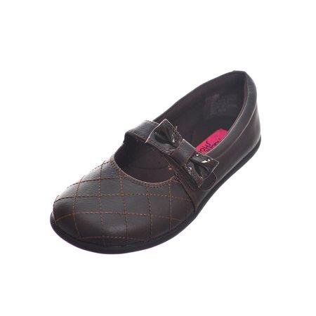 Rachel Girls' Mary Jane Shoes (Sizes 6 - 11)
