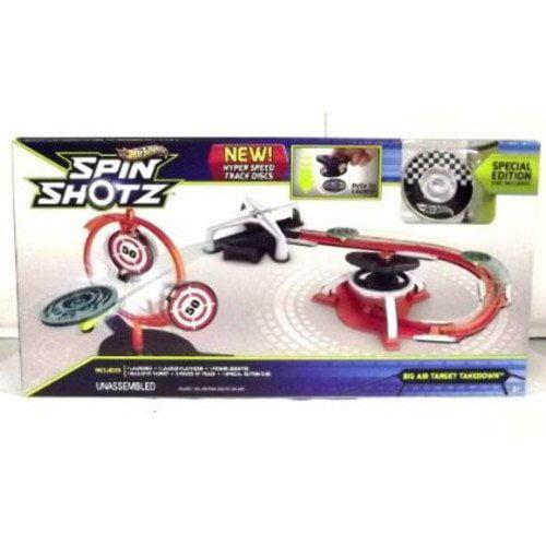 Hot Wheels Spin Shotz Disc Super Score Shoot-Out