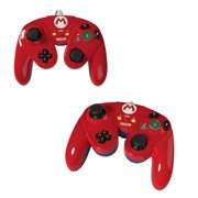PDP Mario Nintendo Fight Pad Wired Controller For Nintendo Wii/Wii U