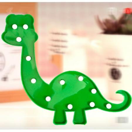 Creative Motion Dinosaur LED Lamp (Diana Lamp)