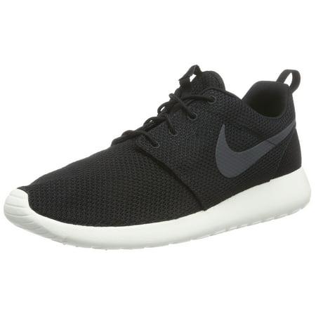Nike 511881-010 : Men's Roshe One Running Shoes Black (15 D(M) US)
