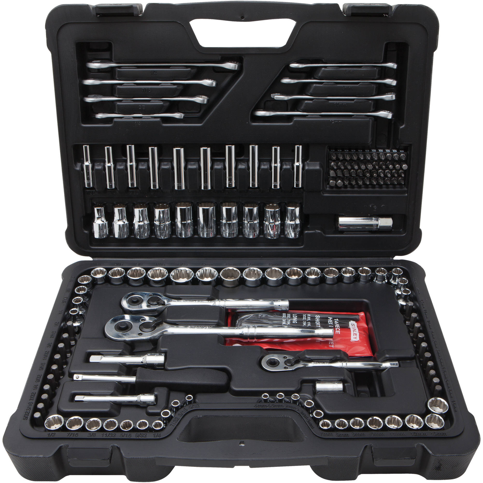 STANLEY 173-Piece Mechanics Tool Set | STMT74857