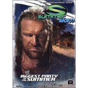 WWE SUMMERSLAM 2007 by GENIUS PRODUCTS INC