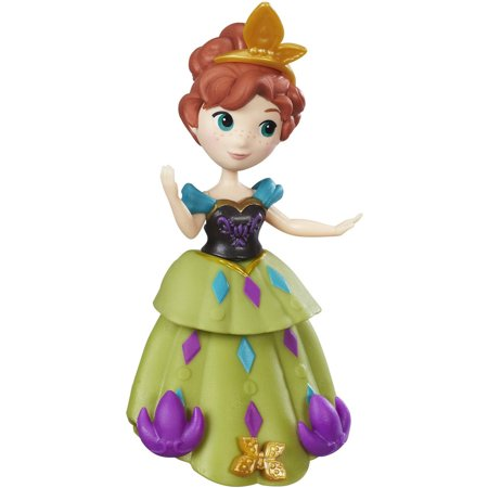 Disney Frozen Little Kingdom Anna Coronation Outfit