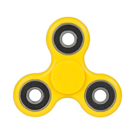 World Tech Toys Neon Yellow Elite Fidget Spinner (The World's Best Fidget Spinner)
