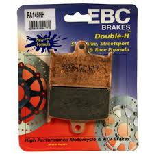 EBC Double-H Sintered Brake Pads Front (2 sets Required) Fits 89-92 Yamaha FZR750R