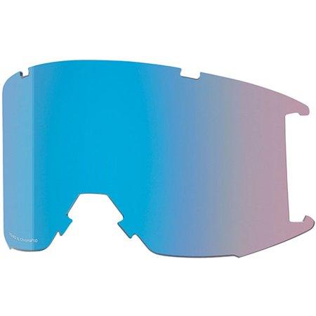a89ebd9a1d Smith Optics Squad XL Adult Replacement Lense Snow Goggles Accessories -  Chromapop Storm Rose Flash   One Size - Walmart.com
