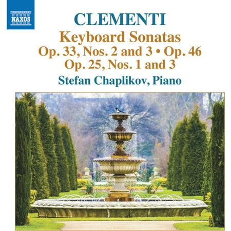 Keyboard Sonatas 1 & 3 (3 Keyboard Sonatas)
