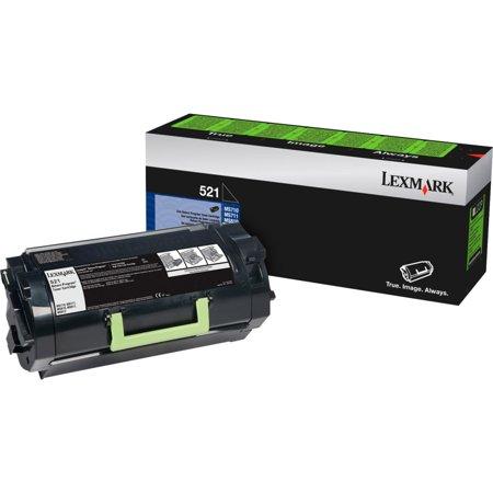 Lexmark RETURN PROGRAM TONER (Red Lexmark Toner)