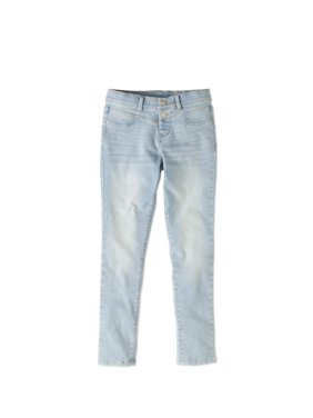 L.E.I. Girls' High Rise Skinny Jeans