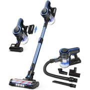 Best Quiet Vacuums - Cordless Vacuum Cleaner, 24Kpa Stick Vacuum 5 in Review