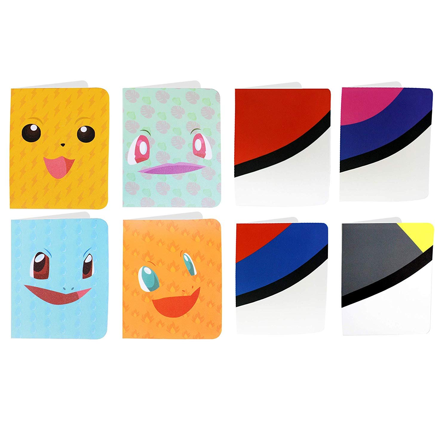 Totem World 4 Graphic Mini Album For Pokemon Cards With 4