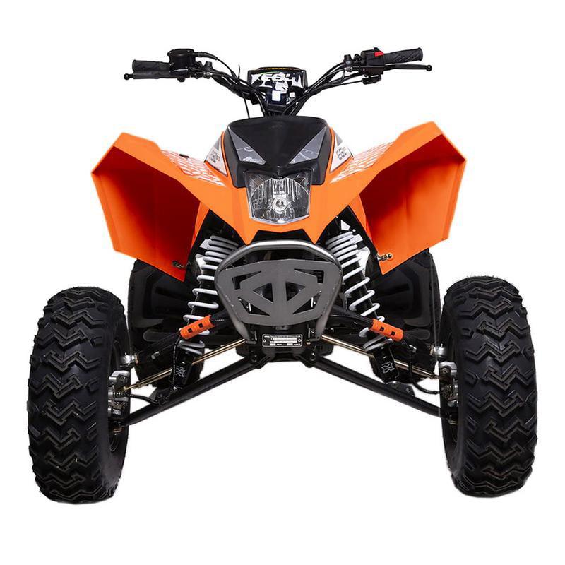 T4B MADMAX ADULT ATV 250cc Dirt Quad Recreational Outdoors, Off-Road, All Terrain, 4 stroke, single-cylinder, air-cooled - Black - image 5 de 7