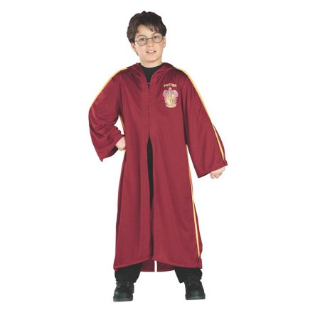 Child Harry Potter Quidditch Robe Rubies 883289 - Ravenclaw Quidditch Robes