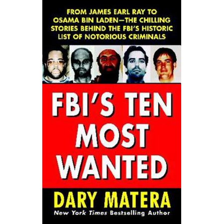 FBI's Ten Most Wanted - eBook