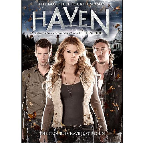 Haven: The Complete Fourth Season
