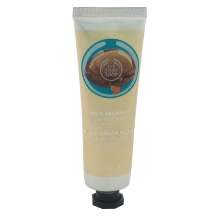 The Body Shop Wild Argan Oil Hand Cream, 1 Oz
