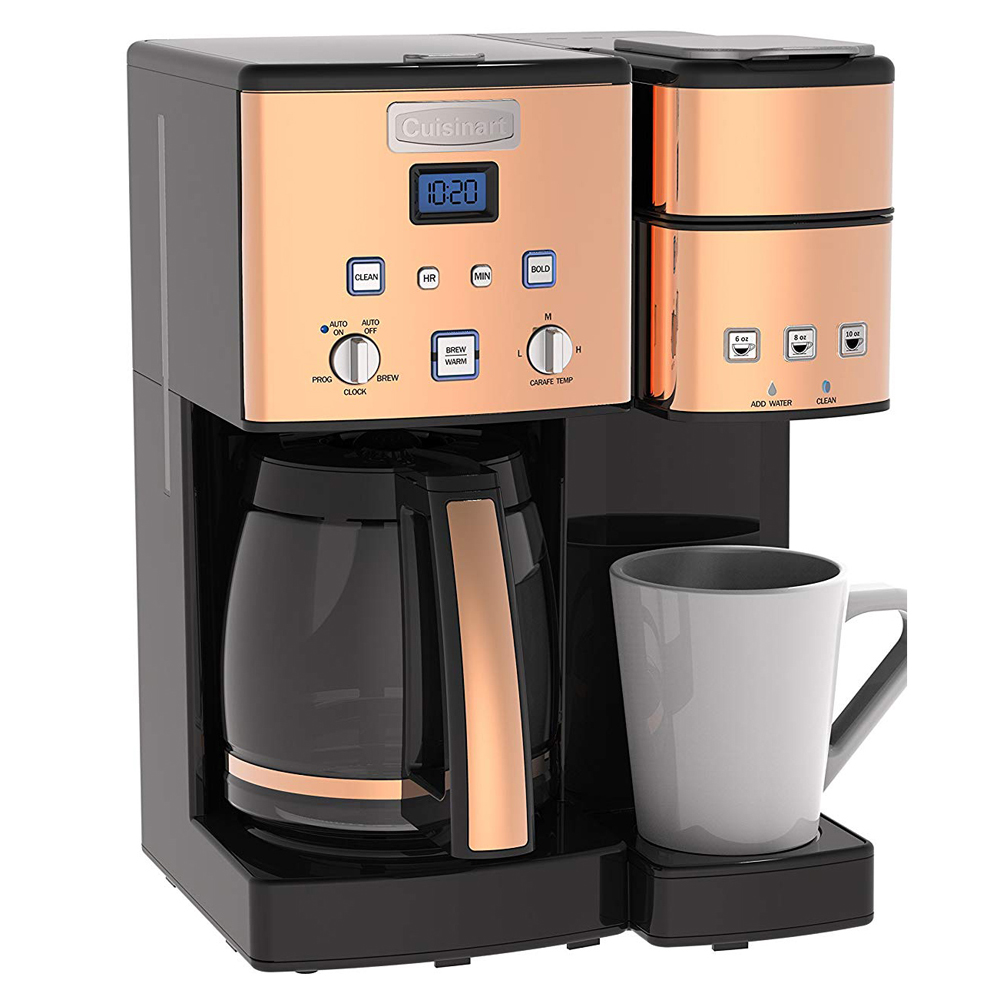 Kitchen Dining Bar Supplies Warranty Bundle Cuisinart 12 Cup Coffee Maker Single Serve Brewer Refurb Yaguesa Es