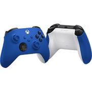 Refurbished Microsoft QAU-00001 Controller for Xbox Series X, Xbox Series S, and Xbox One, Shock Blue